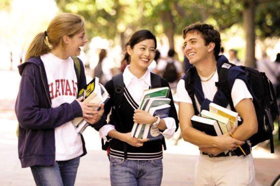 海外留学・語学留学の様子